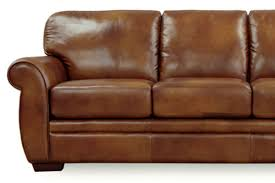 Chestnut Leather Sofa Chestnut Leather Sofa At Gardner White