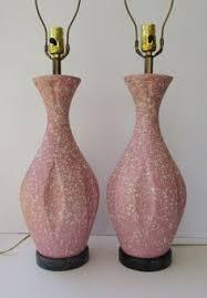 vintage drip glaze l pair vintage 1960 s danish drip glaze ls by mod8furnituremarket