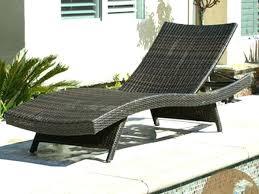 Patio Lounge Chair Cushions Outdoor Round Lounge Chair U2013 Peerpower Co