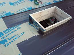 Corrugated Asphalt Roofing Panels by Corrugated Metal Roof Skylights