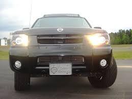 nissan frontier hid headlights reds03frontier 2003 nissan frontier crew cabse pickup 4d 6 ft