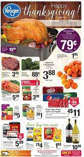 kroger ad preview thanksgiving nov 19 2015
