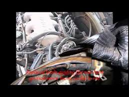 replacing spark plugs and ignition wires on a 2001 chevy malibu 3