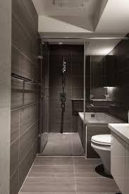modern shower best glass tile ideas on exciting bathroom curtains