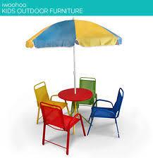 Lifetime Kids Table Lifetime Kids Picnic Table Set Rays Outdoors Ebay