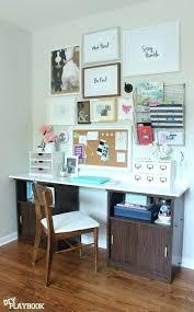 Desk Wall Organizer Office Wall Desk Workspace Mounted Pottery Barn Desktop Wallpaper