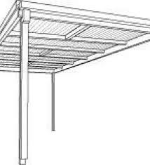 Attached Carport Plans Flat Roof Carport Plans Download Attached Carport Design Plans