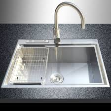kitchen sink and faucet stainless undermount sink dual stainless