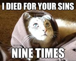 Kitty Meme - best of the kitty jesus meme 14 pics pleated jeans