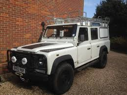 land rover 110 overland for sale defender 03 td5 uk horizons unlimited the hubb