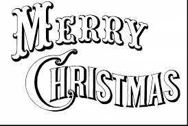 surprising merry christmas coloring pages dokardokarz net