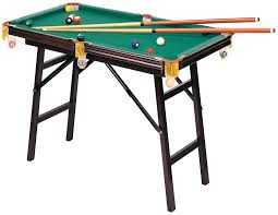 what is a billiard table amazon com mini folding pool table toys games
