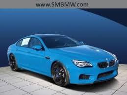 bmw m6 blue bmw m6 2017 blue cars gallery