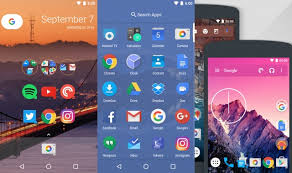 20 best free android launchers apps february 2018 - Android Launchers