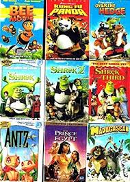 amazon dreamworks animated collection 9 pack