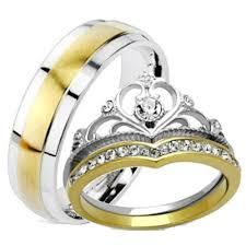 his and hers wedding rings cheap quality his and hers wedding ring sets at cheap prices edwin