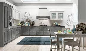 cuisine en bois gris cuisine bois gris cuisine design et bois laque mate avec ilt