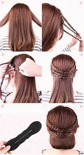 Frisuren Lange Haare Stylen by Lange Haare Stylen Anleitung Alle Highlights Frisuren Wird Selbst