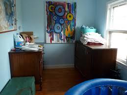 irwin beans bedroom as birth room
