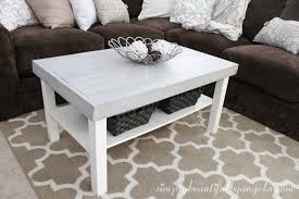 simply beautiful by angela ikea lack coffee table hack