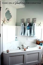 beach themed bathroom sets bath towel decor unique design l