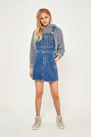 women u0027s pinafore u0026 dungaree dresses denim overalls urban