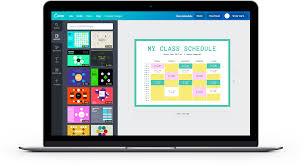 stundenplan designen deinen personalisierten stundenplan erstellen canva