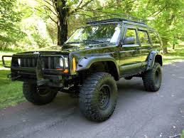 jeep cherokee green 1995 jeep cherokee information and photos zombiedrive