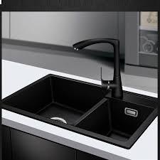 Stone Sinks Kitchen by Online Get Cheap Granite Bowl Sink Aliexpress Com Alibaba Group