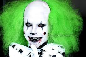 Scary Clown Halloween Costumes Men 25 Evil Scary Clown Pictures Terrify Kids Entertainmentmesh
