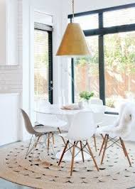 Round White Pedestal Dining Table Dining Tables For Small Spaces Visualizeus