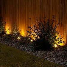 Outdoor Up Lighting For Trees Puck Led Landscape Light Dekor Lighting