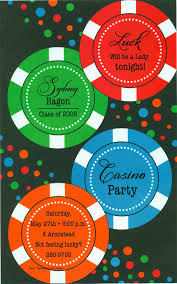 save the date idea for casino party but have christmas party