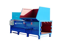 garbage gorger static waste compaction systems
