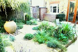 Idea Garden Landscaping Stones Front Garden Design Simple Ideas Landscape For