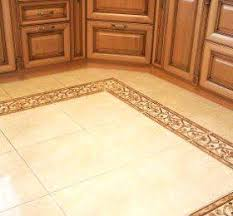 dining room tile floor detailbathroom border ideas kitchen borders