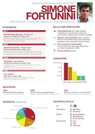 Best Infographic Resumes by Infographic Resume Blue Minimal Infographic Resume Templates By