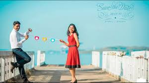 best kerala save the date pre wedding suraj sneha