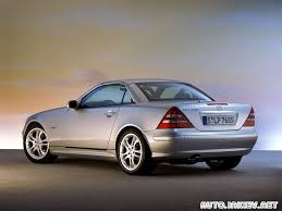 2003 mercedes benz slk class information and photos zombiedrive