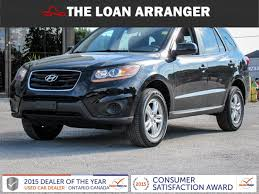 lexus suv kijiji toronto used 2010 hyundai santa fe for sale in barrie ontario carpages ca