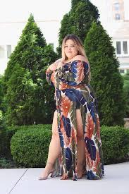 Trendy Cheap Plus Size Clothing Natalie In The City Fashion Nova Fashion Nova Curve Blogger