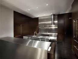 Stainless Steel Kitchen Countertops Sophisticated Modern Luxury Stainless Steel Kitchen U2014 Smith Design