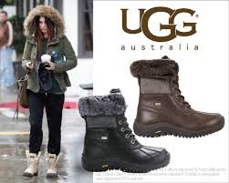 ugg womens boots waterproof deroque due rakuten global market ugg ugg boots adirondack