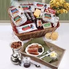 food gift basket food gift baskets hers from ireland