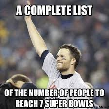 Tom Brady Funny Meme - new england patriots super bowl 2017 chs best funny memes