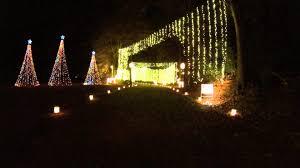 gopro hd christmas lights huntsville botanical garden galaxy of