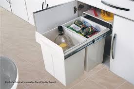 poubelle cuisine encastrable dans plan de travail poubelle cuisine mullex with déco poubelle cuisine originale 27
