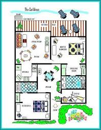 caribbean home plans 3 bedroom house plans for the caribbean home plans ideas
