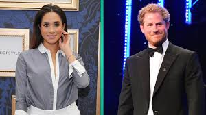 meghan markle and prince harry arrive together for pippa