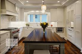 how to paint stained kitchen cabinets white painted cabinets vs stained cabinets drury design